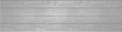Woodgrain -Struktur, schmale waagerechte Sicke
